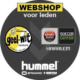 Geel-Wit webshop